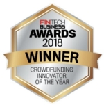 OnMarket wins 'Crowdfunding Innovator of the Year' at the FinTech Business Awards